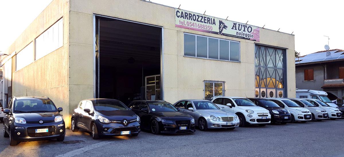 Carrozzeria la Lupa: Noleggio Auto